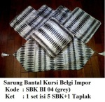 sarung bantal kursi bi04Pemesanan hub: ibu Shirlein: 0898-390-3999, Pin BB: By request