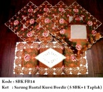 sarung bantal kursi fb14Pemesanan hub: ibu Shirlein: 0898-390-3999, Pin BB: By request