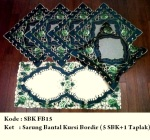 sarung bantal kursi fb15Pemesanan hub: ibu Shirlein: 0898-390-3999, Pin BB: By request