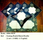 sarung bantal kursi FB20Pemesanan hub: ibu Shirlein: 0898-390-3999, Pin BB: By request