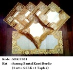 sarung bantal kursi FB21Pemesanan hub: ibu Shirlein: 0898-390-3999, Pin BB: By request