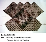 sarung bantal kursi sb8Pemesanan hub: ibu Shirlein: 0898-390-3999, Pin BB: By request