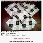 sarung bantal sofa minimalis SBK_BM (batiq)