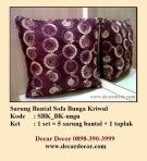 sarung bantal sofa SBK_BK-ungu