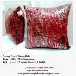 sarung bantal sofa SBK_BLK5