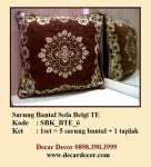 sarung bantal sofa SBK_BTE6