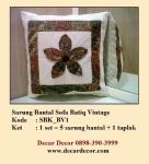 sarung bantal sofa SBK_BV1