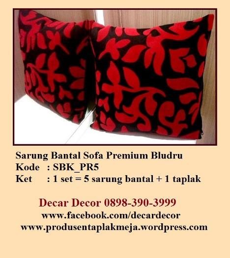 Jual Sarung Bantal Kursi Minimalis 08983903999
