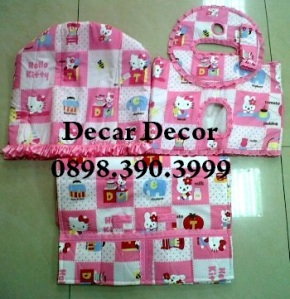 taplak hello kitty 2