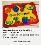 keset adros woolen antislip KESADR1