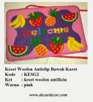 keset adros woolen antislip KESADR2