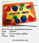 keset adros woolen antislip KESADR3