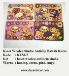 keset adros woolen antislip KESADR7
