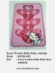 keset hello kitty antislip KESKAR1