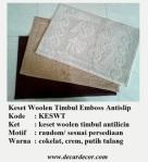 keset woolen emboss KESWT