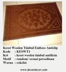 keset woolen emboss KESWT1