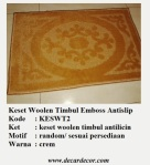 keset woolen emboss KESWT2