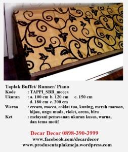 taplak piano buffet TAPPI_SBB_mocca1