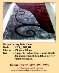 karpet bulu halus_KAR_LBH_B1