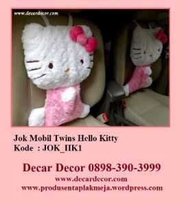 jok mobil hello kitty JOK_HK1