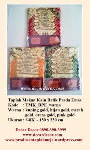 Taplak makan batik TMK_BPE
