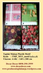 taplak makan plastik TMP_MT3